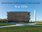 Black History – Year 2216